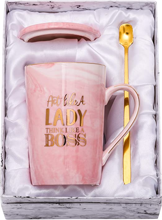 Shinnywis Act Like A Lady Think Like A Boss Mug Boss Lady Gifts Boss Lady Mug Girl Boss Mug Mom Gifts Birthday Gifts For Women Gifts For Boss Female