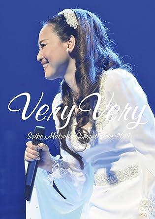 Amazon.com: Seiko Matsuda - Concert Tour 2012 Very Very [Japan DVD ...