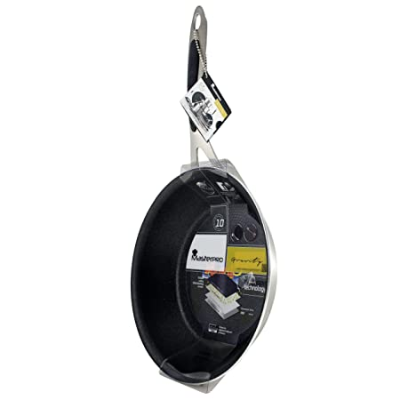 MasterPro Sarten 28x6 cm Aluminio prensado Apta para inducción Gravity, 28 cm. diámetro: Amazon.es: Hogar