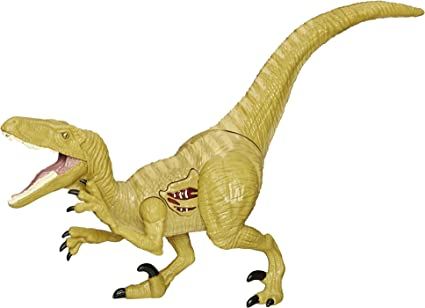 "Jurassic World Velociraptor /""Echo/"" dinosaure Toy Figure"