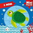 Il mare. Mini puzzle. Ediz. a colori