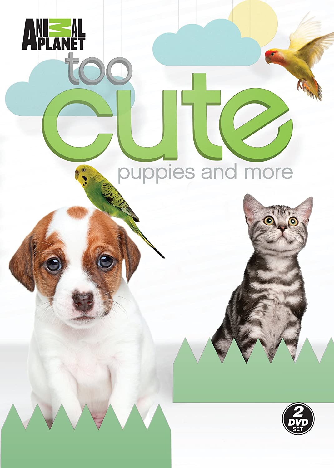Amazon Too Cute Puppies and More Season 2 Volume 1 None