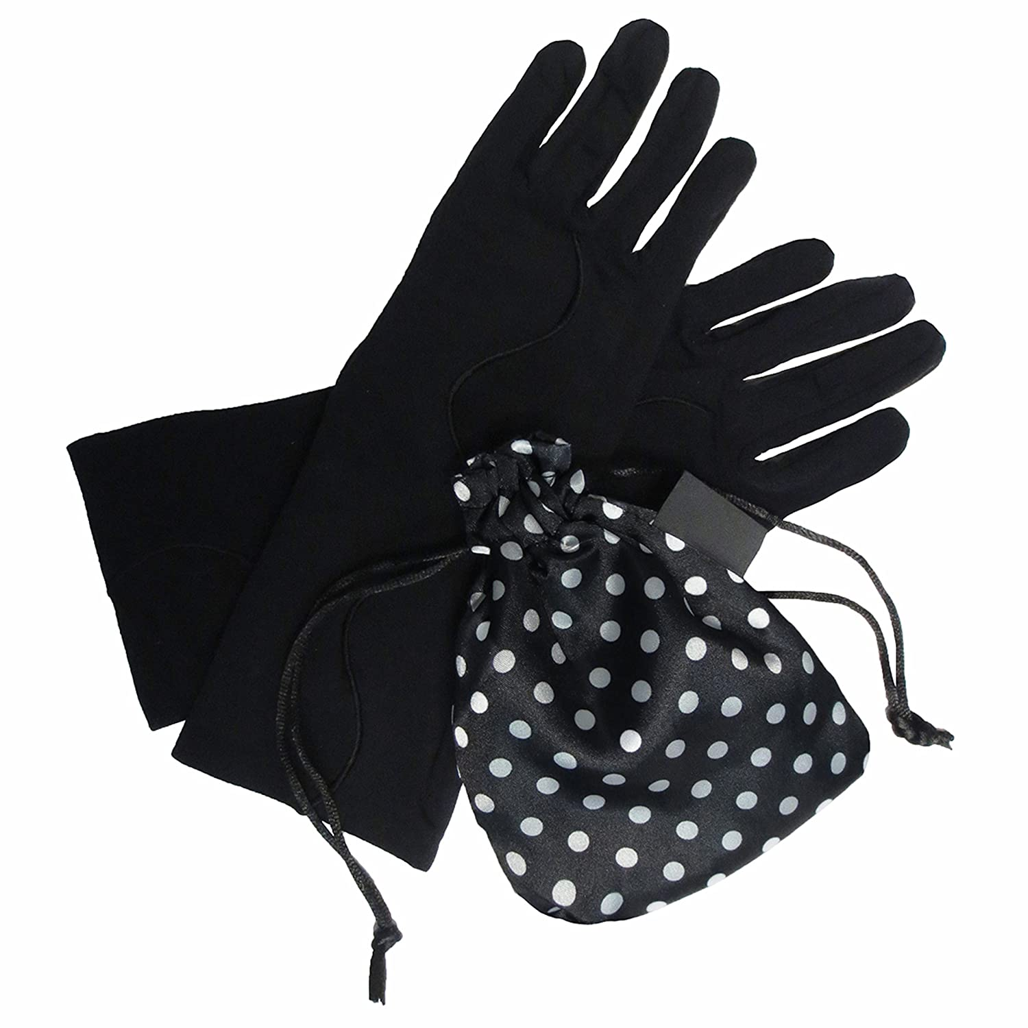 Black gloves with leopard trim - Chilly Jilly Women S Lightweight Microfiber Gloves 2 Pair One Size At Amazon Women S Clothing Store