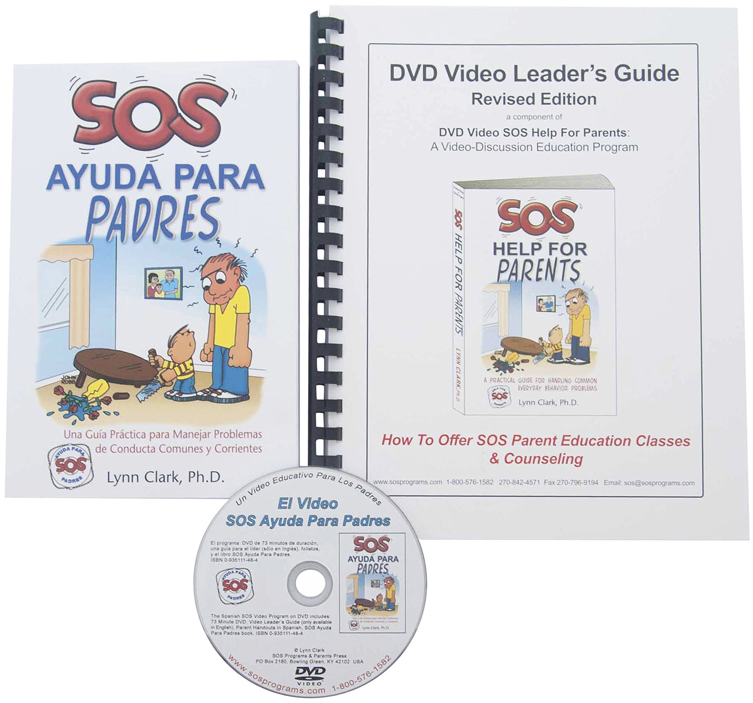 Video KIT SOS Ayuda Para Padres (Spanish Edition): Lynn ...