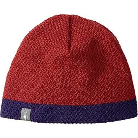 Amazon.com  Smartwool Unisex Textured Lid Moab Rust Hat One Size  Sports    Outdoors 613aea5a6eb