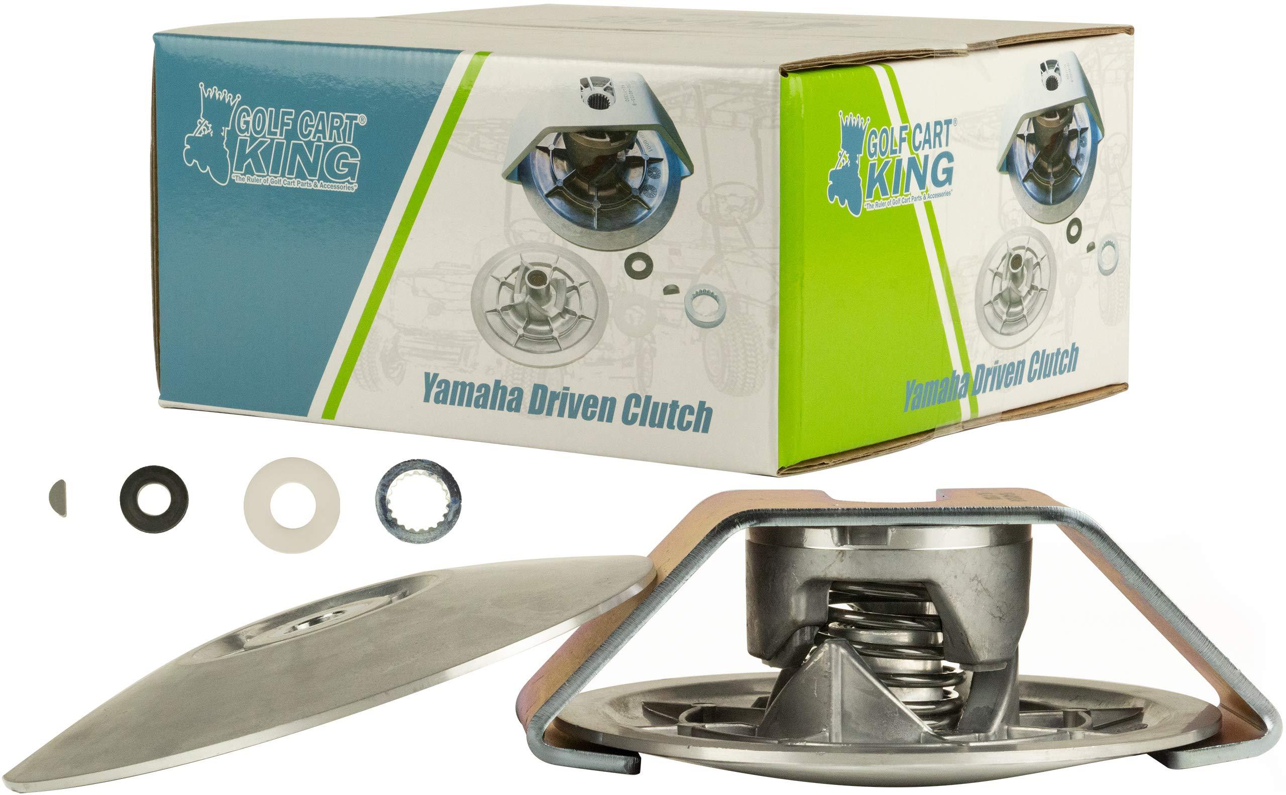 Yamaha G9-G22 Golf Cart Secondary Driven Clutch Kit by Golf Cart King
