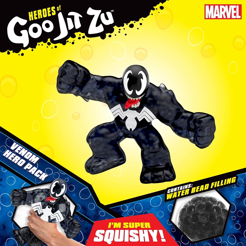 Heroes of Goo Jit Zu Marvel Superheroes Venom Hero Pack NEW 2020