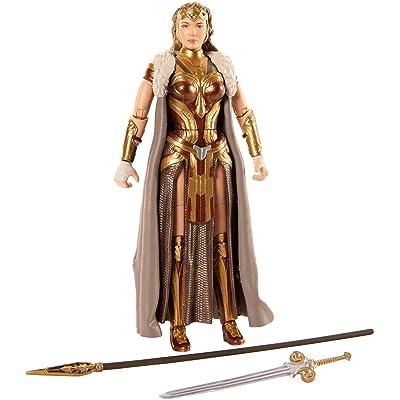 Mattel DC Comics Multiverse Wonder Woman Queen Hippolyta Figure: Toys & Games