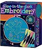 4M Glow Embroidery Stitches Kit