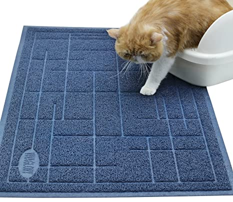 Vivaglory Tapis A Litiere Chat Tapis Litiere Durable Et Impermeable