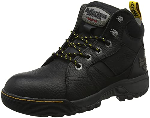 Dr. Martens Unisex Adults' Grapple St Safety Shoes Free Shipping With Mastercard From China Cheap Price Buy Discount bKVni