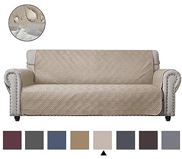 Amazon.com: DEARTOWN - Funda para sofá con estampado de ...