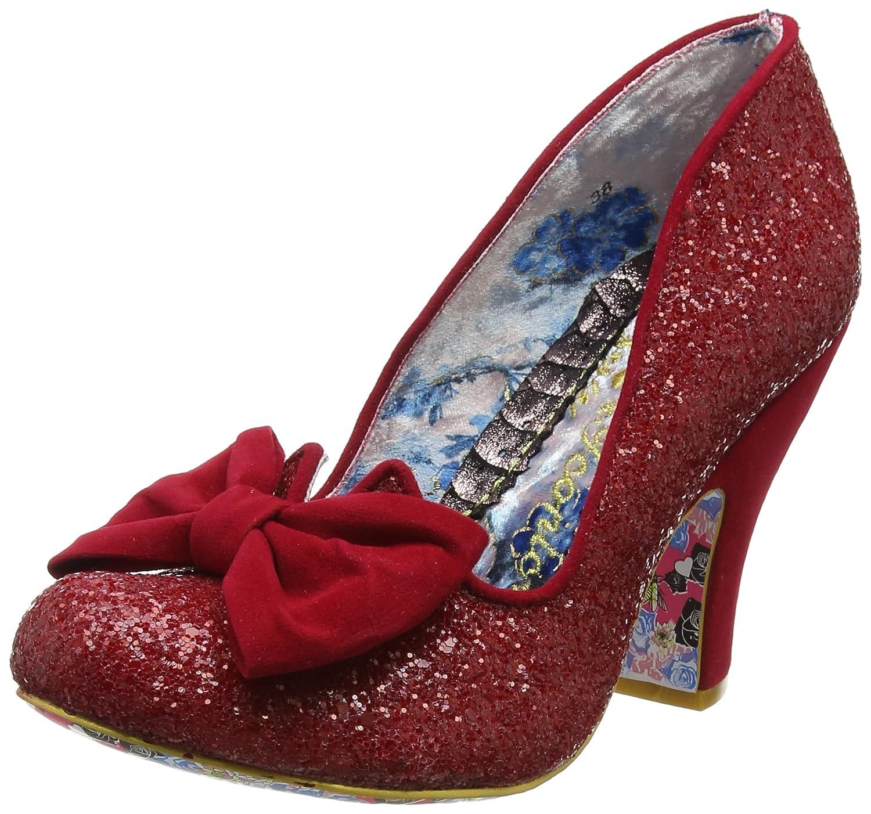 Irregular Choice Nick Of Time, Zapatos de Tacón Mujer