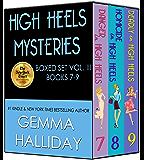 High Heels Mysteries Boxed Set Vol. III (Books 7-9)