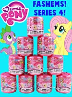 My Little Pony Fashems Series Four Toy Unboxing [OV]