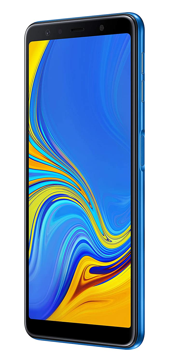 Samsung Galaxy A7 64GB Dual SIM International Version - Blue