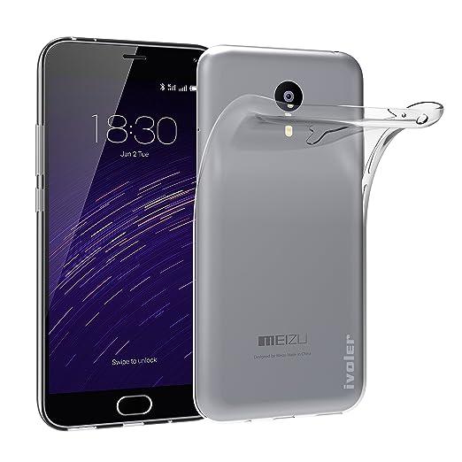 12 opinioni per Custodia Cover Meizu M2 Note 5.5'', iVoler Meizu M2 Note Silicone Caso Molle di