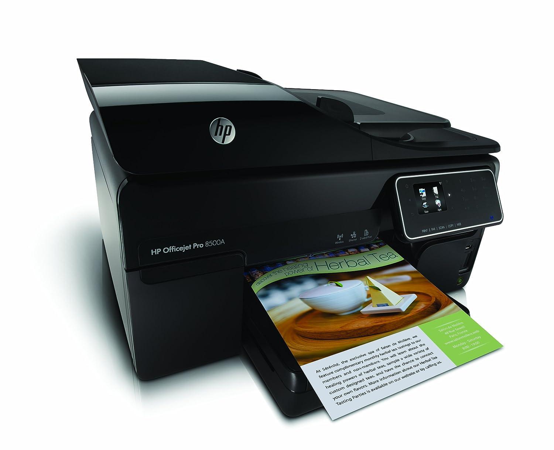 HP CM755A#BEK - Impresora multifunción de tinta color (35 ppm, A4 ...