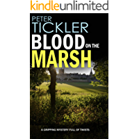BLOOD ON THE MARSH a gripping mystery full of twists (Detective Susan Holden Book 3) (English Edition)