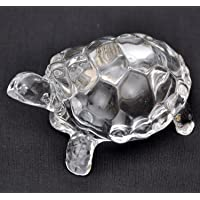 odishabazaar Crystal Turtle Tortoise for Feng Shui and vastu - Best Gift for Career and Luck