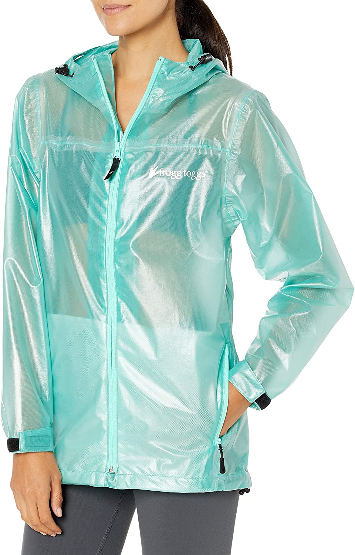 FROGG TOGGS womens Xtreme Lite Waterproof Rain Jacket