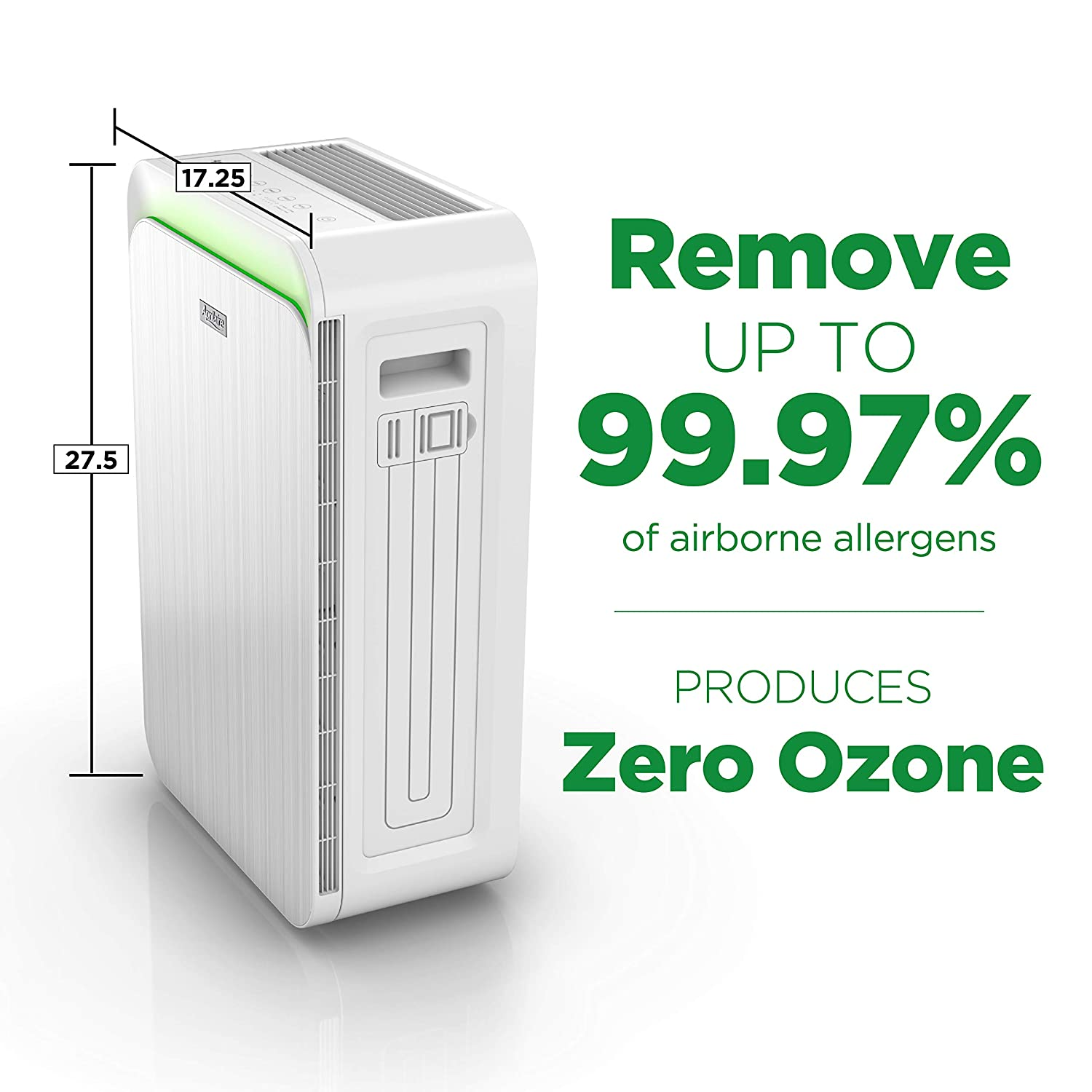 aprilaire allergy+pet9550 review