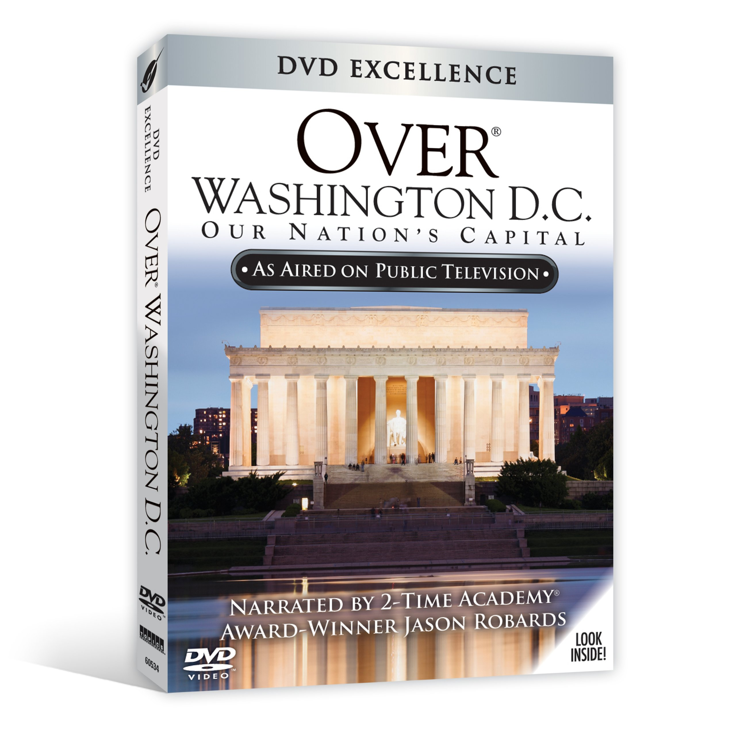 Over Washington DC by Topics Entertainment