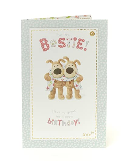 Image Unavailable Not Available For Color Boofle Best Friend Birthday Card
