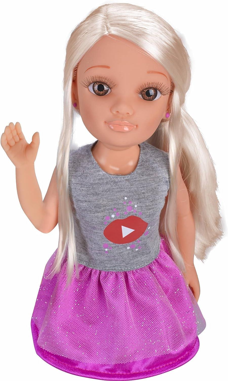 NANCY Famosa 700014272 One Day Como Youtuber Multi-Colour