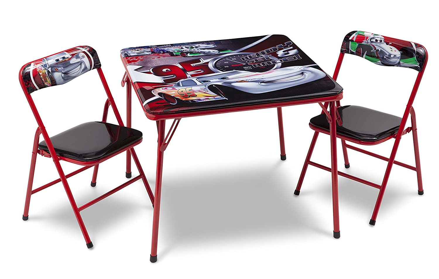 Disney Cars Metal Table and Chair Set TT89478CR