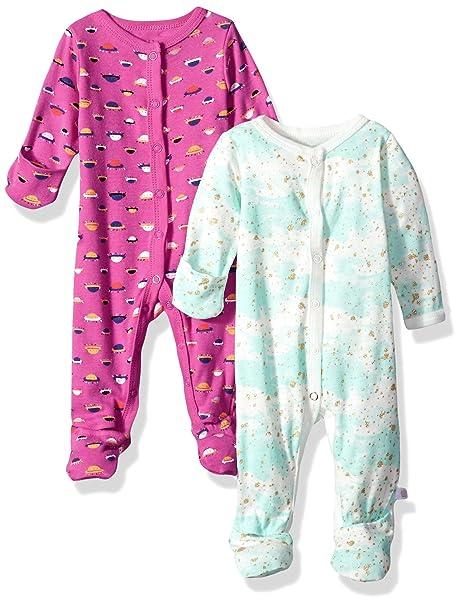 Amazon.com: Rosie Pope - Juego de 2 fundas para bebé: Clothing
