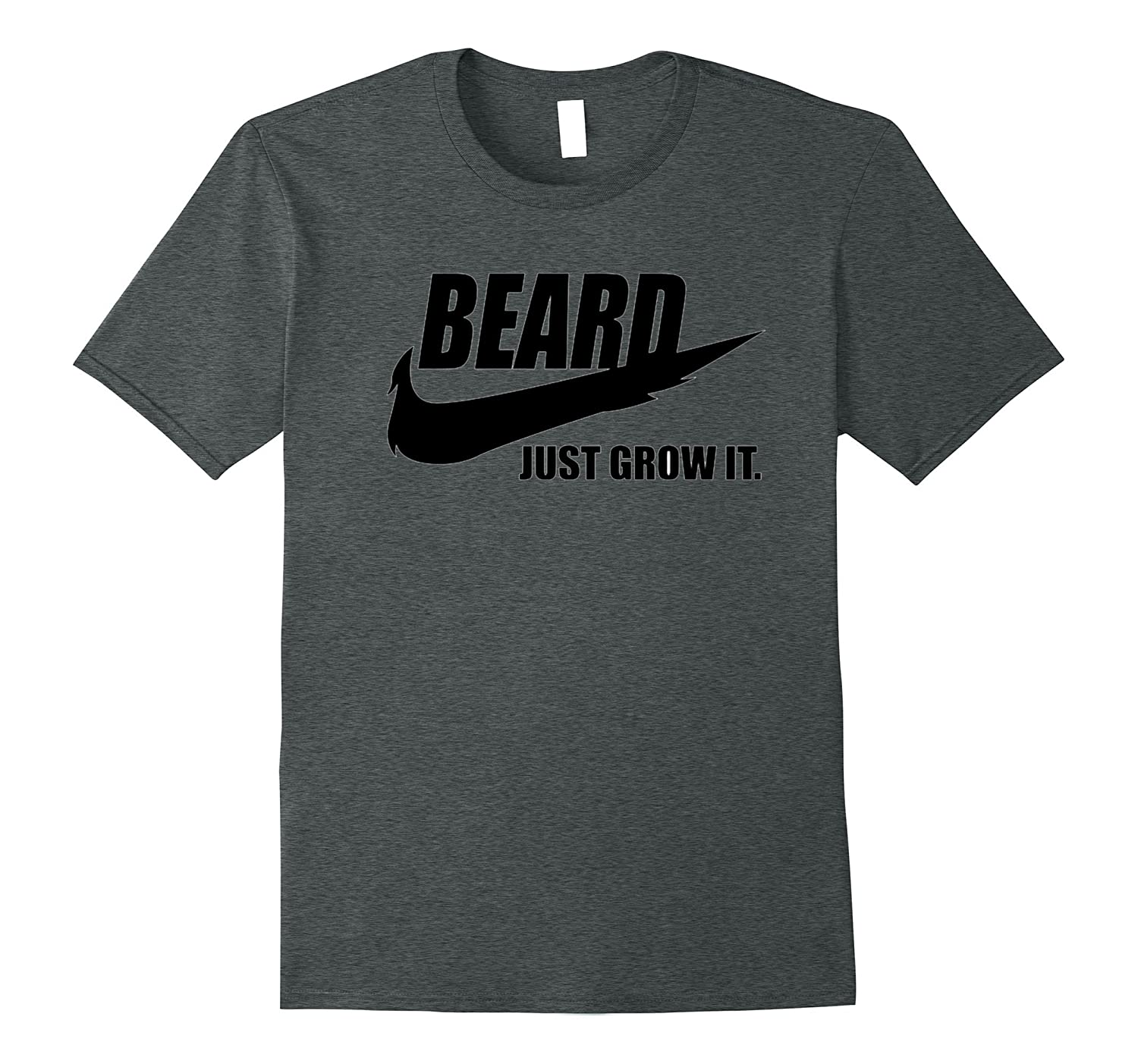 Dicky Ticker Beard Just Grow It T-shirt Tick-FL