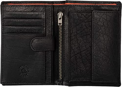 Buffalo Bills Leather Men Wallet Purse Card Holder Bifold