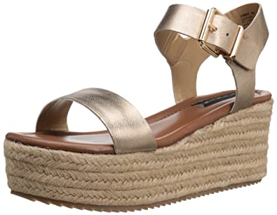 20182017 Sandals STEVEN by Steve Madden Womens Sabbie Platform Sandal On Clearance