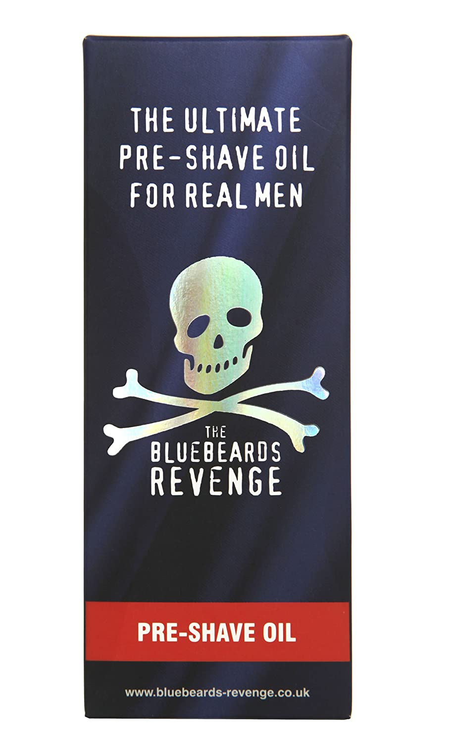 The Bluebeards Revenge Pre Shave Oil 125ml BBRPSO125