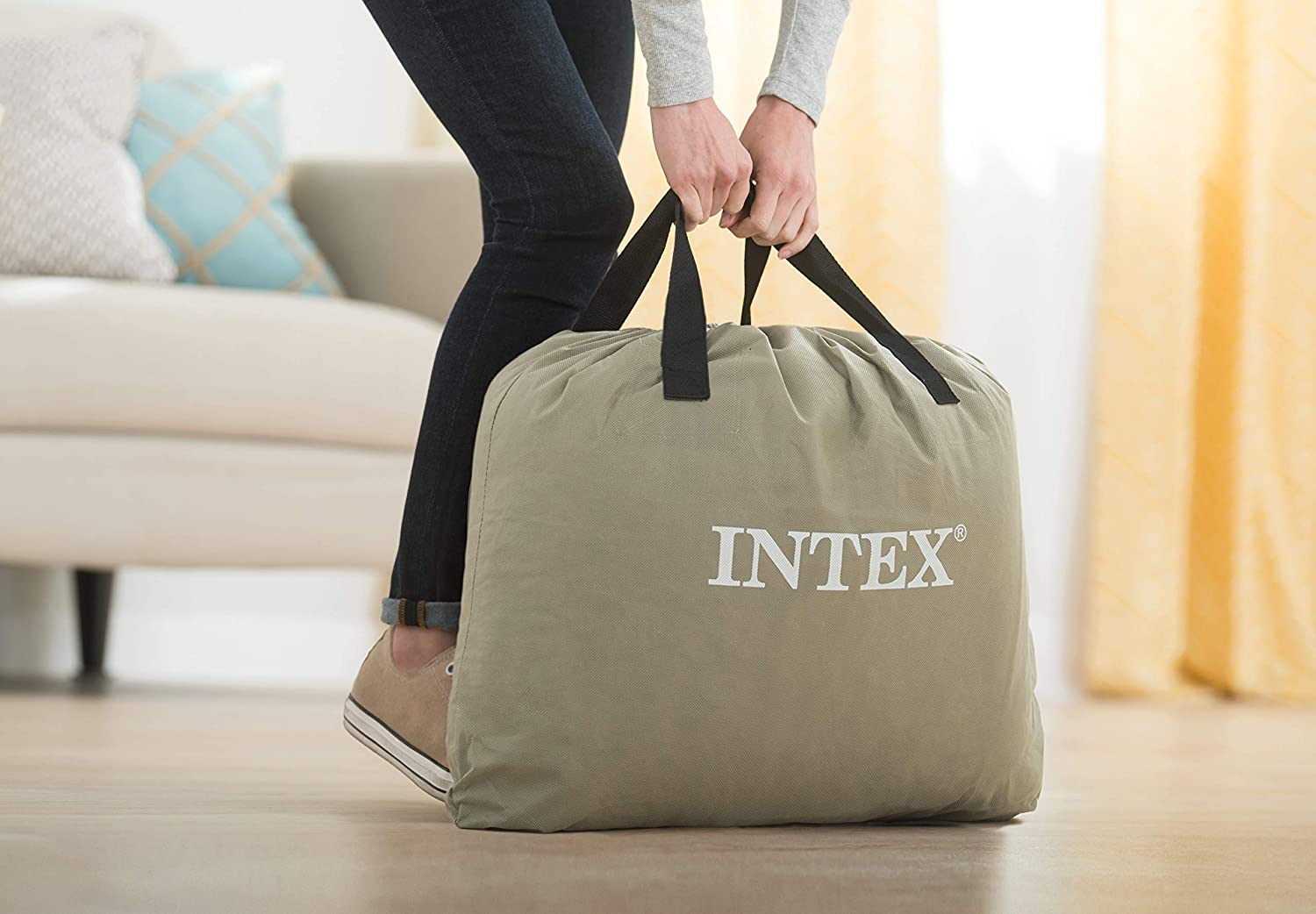 INTEX-Lit gonflable Rest bed 1 place