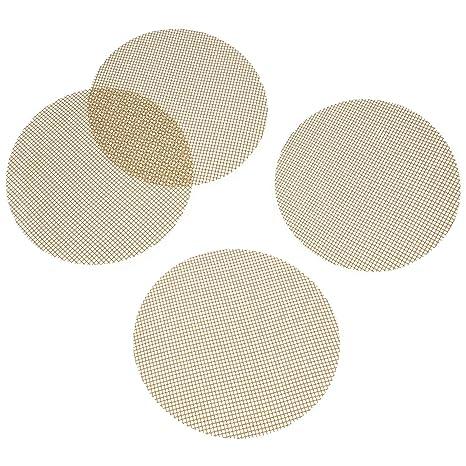 Durchmesser 52 cm bremermann Grillmatte rund 2er Set