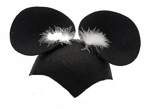 cappello calotta topo orecchie topolino mikey mouse accessorio carnevale  bambino e7e8f898f91f
