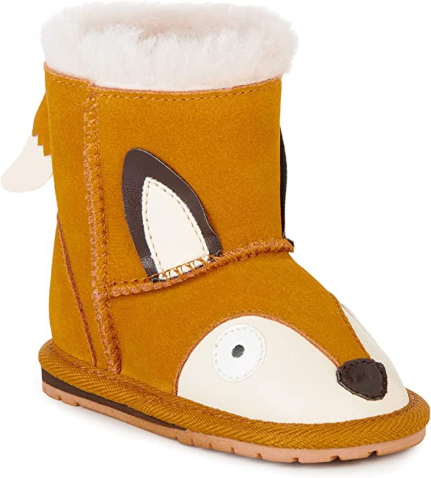 Sheepskin Children's slippers
