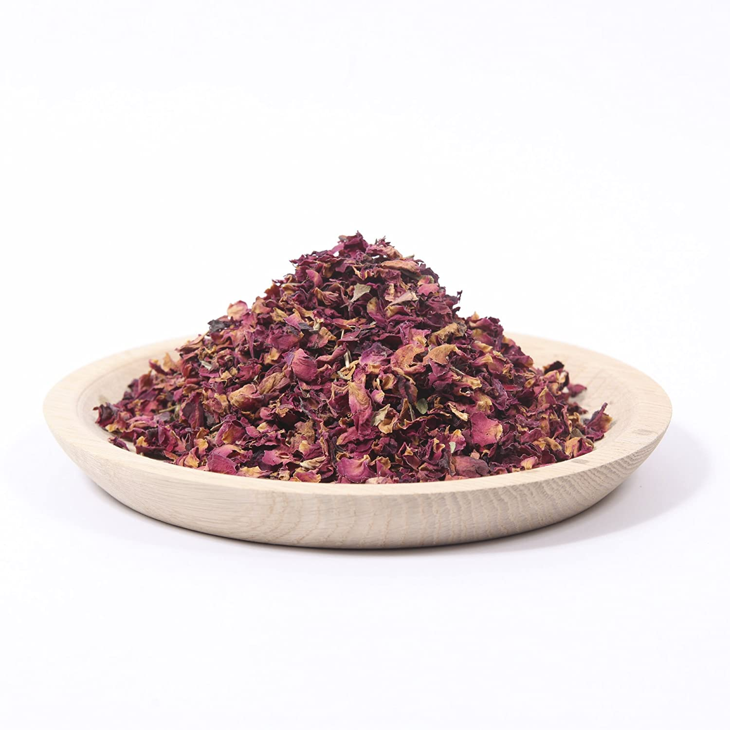 Dried Rose Petals - 100g Mystic Moments DRIEDROSE100