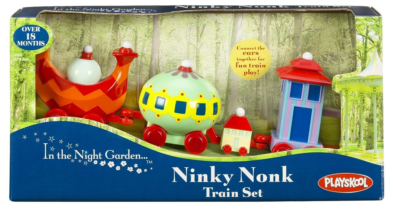 In The Night Garden Ninky Nonk Train Toy Set