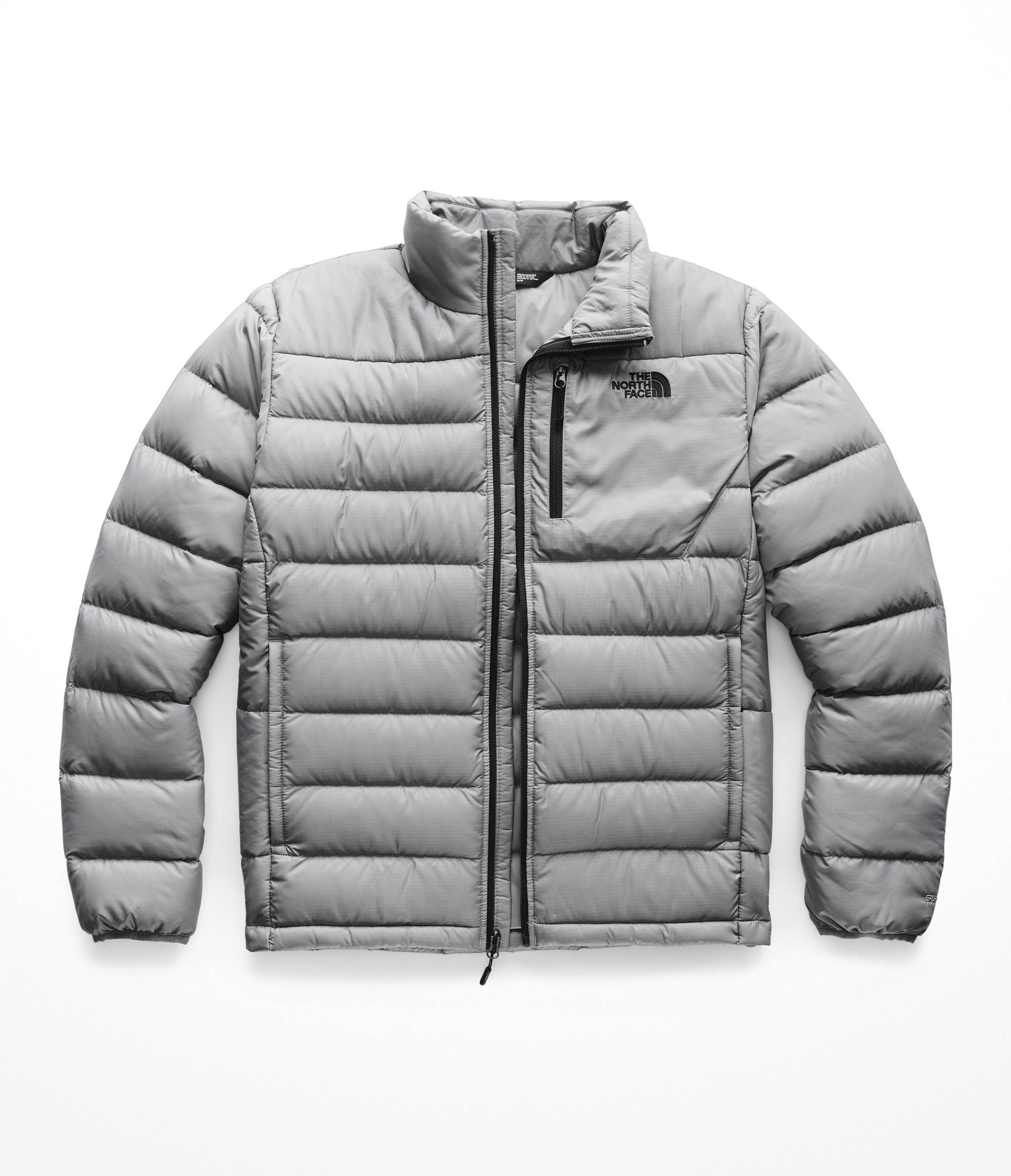 The North Face Men's Aconcagua Vest - Mid Grey - M