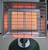 Chauffage d'extérieur au gaz Brasero