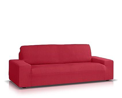 JM Textil Funda de sofá IKEA Kivik 3 Plazas Tejido Elástico ...