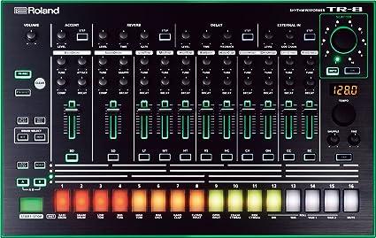 Amazon.com  Roland Aira TR-8 Rhythm Performer  Musical Instruments 0b43dd8d4b08