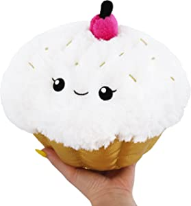 Squishable / Special Edition Mini Comfort Food Golden Cupcake Plush - 7