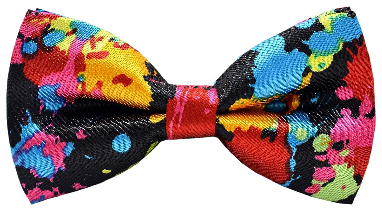 Carahere Handmade Boys Patterned Bow ties