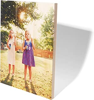 product image for 14x10.5 Custom Planked Wood Print