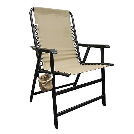 Caravan Canopy 80012100150 Sports Suspension Chair, XL, Beige - Amazon.com : Caravan Canopy 80012100150 Sports Suspension Chair, XL