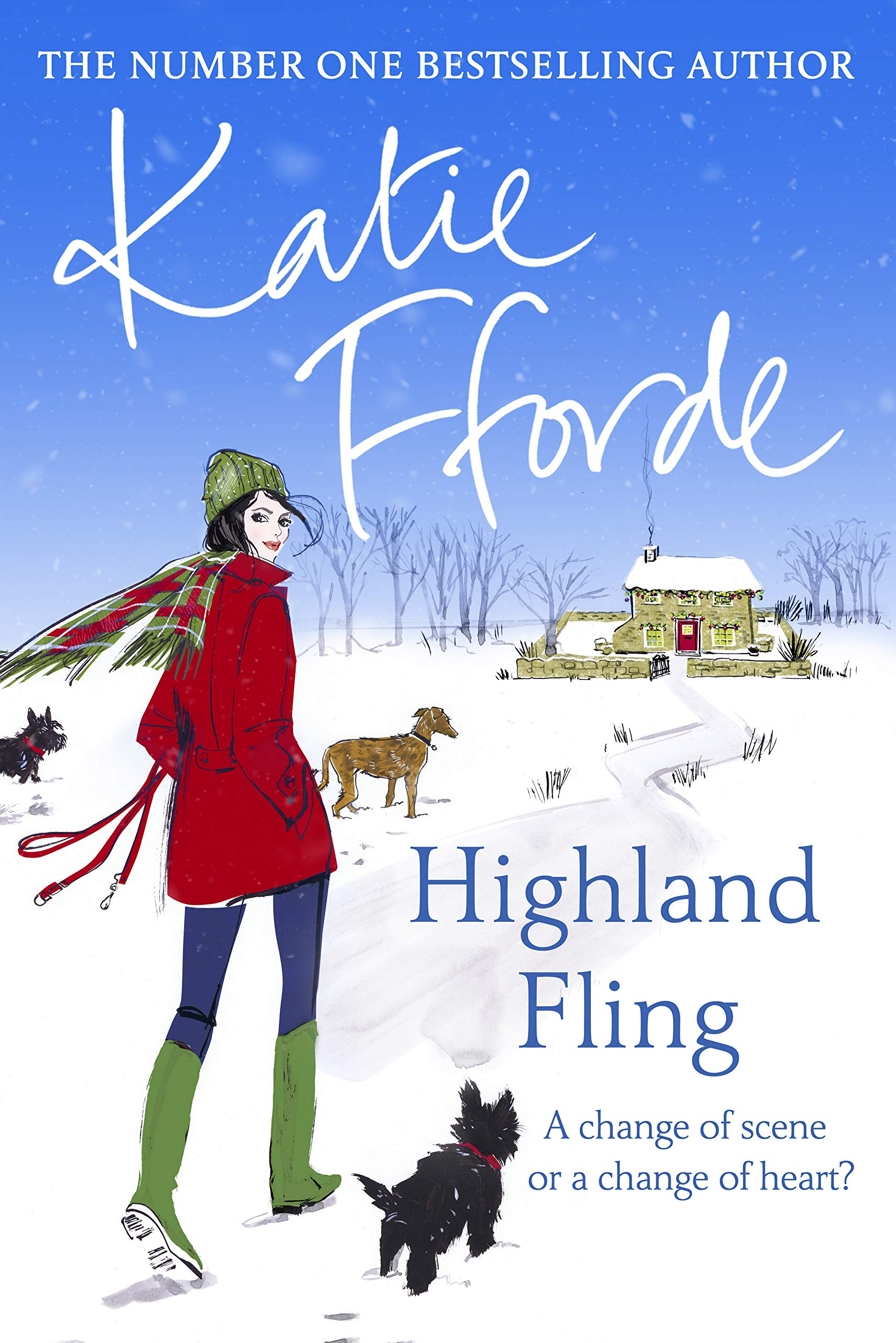 Highland Fling: Amazon.co.uk: Katie Fforde: 9780099415558: Books
